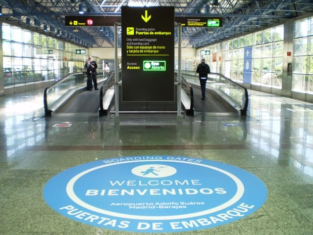 viajes de air madrid: