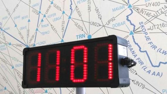 Reloj OCC
