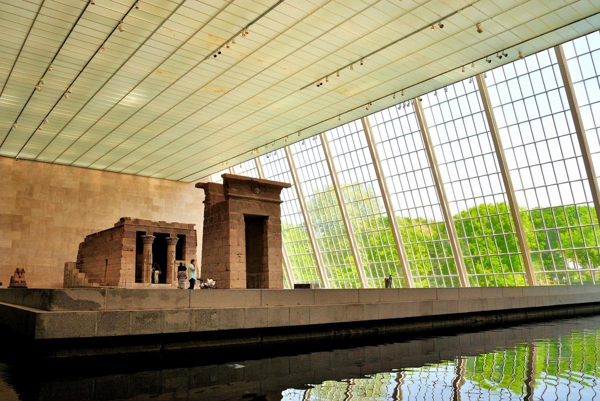 museo met nueva york, central park