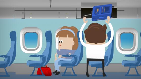equipaje, facturar, equipaje de mano, facturar