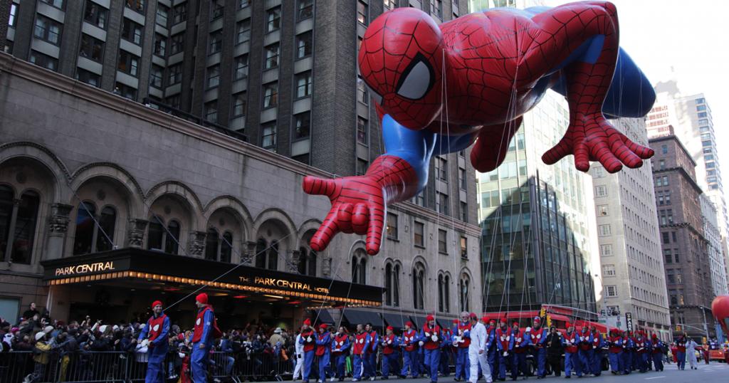 desfile, thanksgiving, nueva york