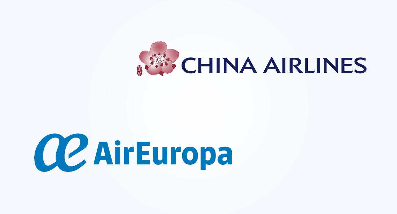 codigo compartido china airlines