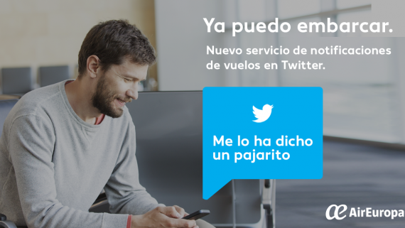 asistente de vuelo, twitter, twitter bot, chat inteligentes