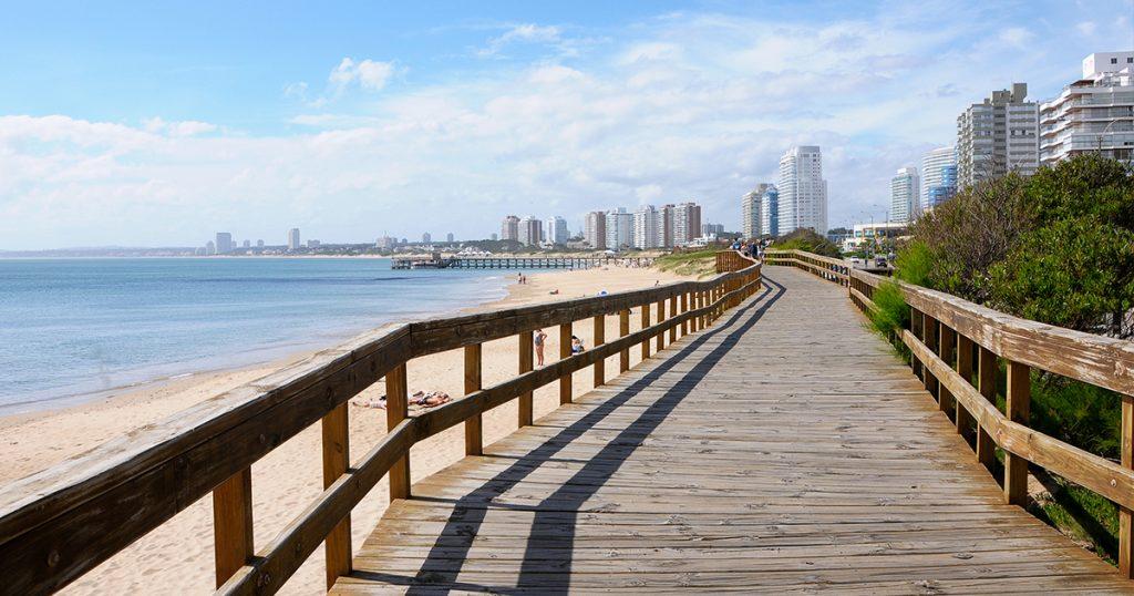 punta del este, uruguay, verano en uruguay,