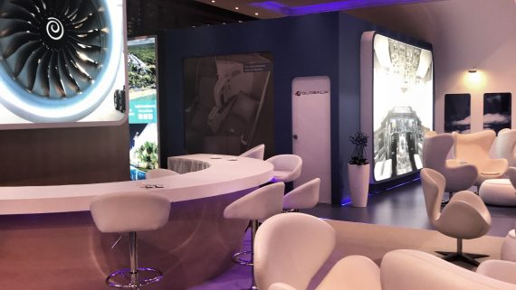 Fitur 2018, air europa, stand fitur 2018