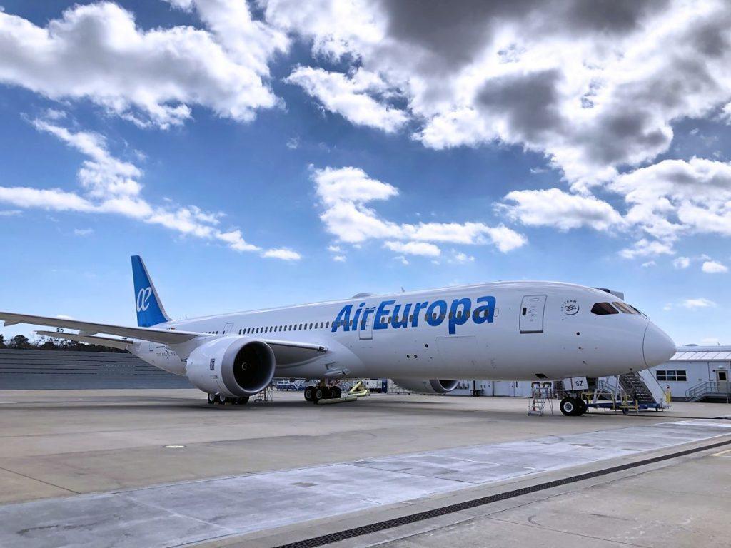 Dreamliner, boeing, 787-9