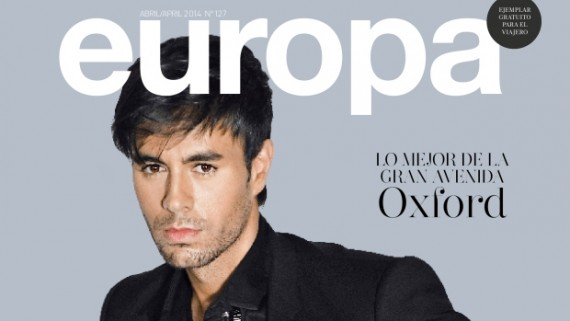 Air Europa Enrique Iglesias