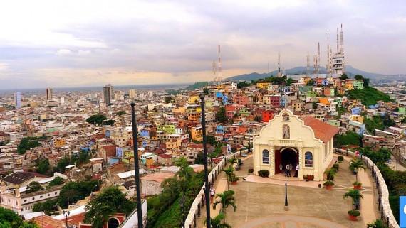 Nuevo destino Air Europa Guayaquil