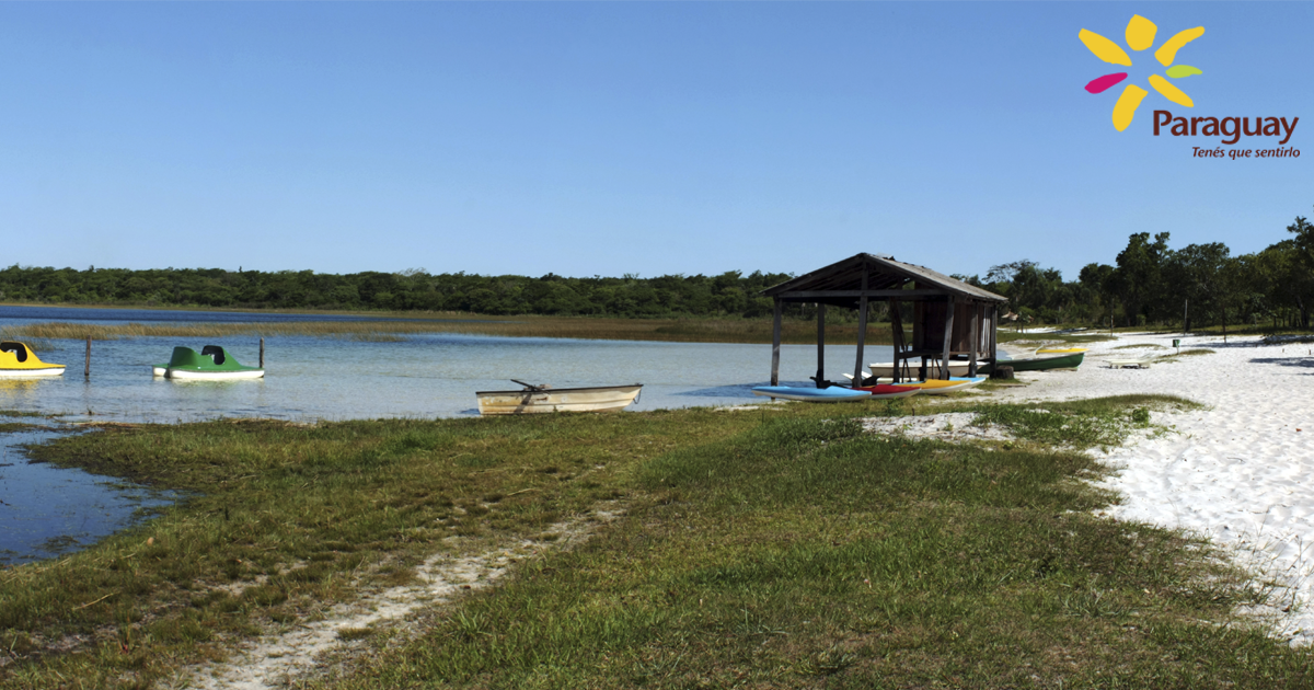 laguna blanca paraguay
