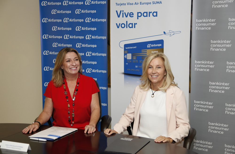 Visa Air Europa SUMA