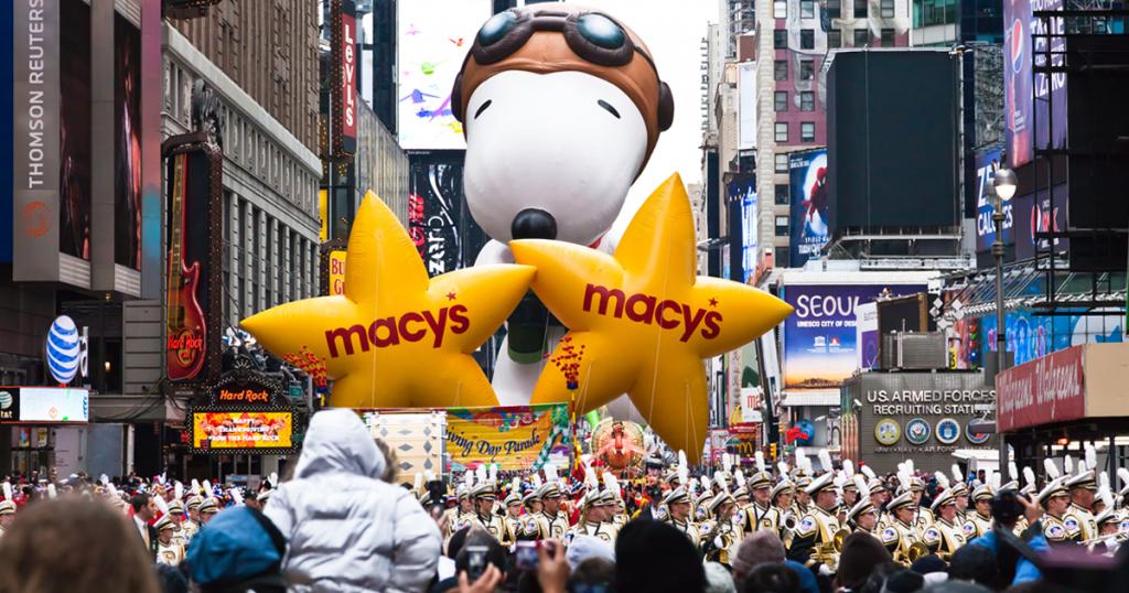 thanksgiving, nueva york, desfile