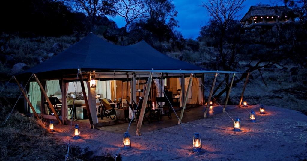 tienda safari