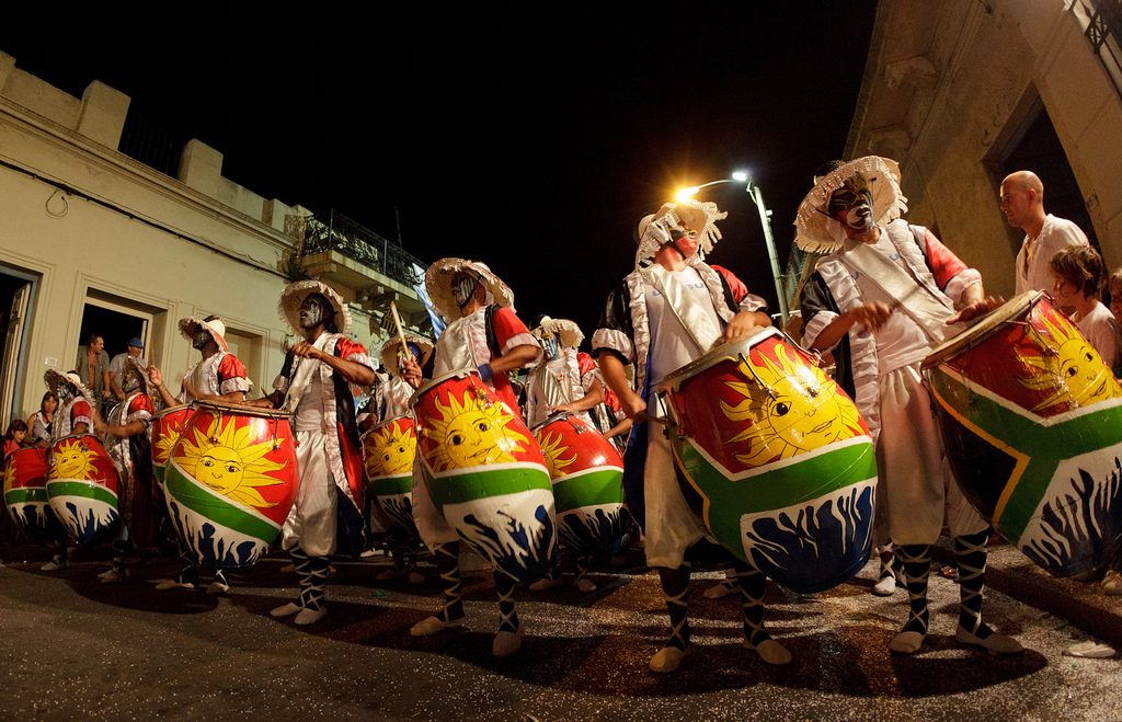 candombe, uruguay, carnaval, montevideo