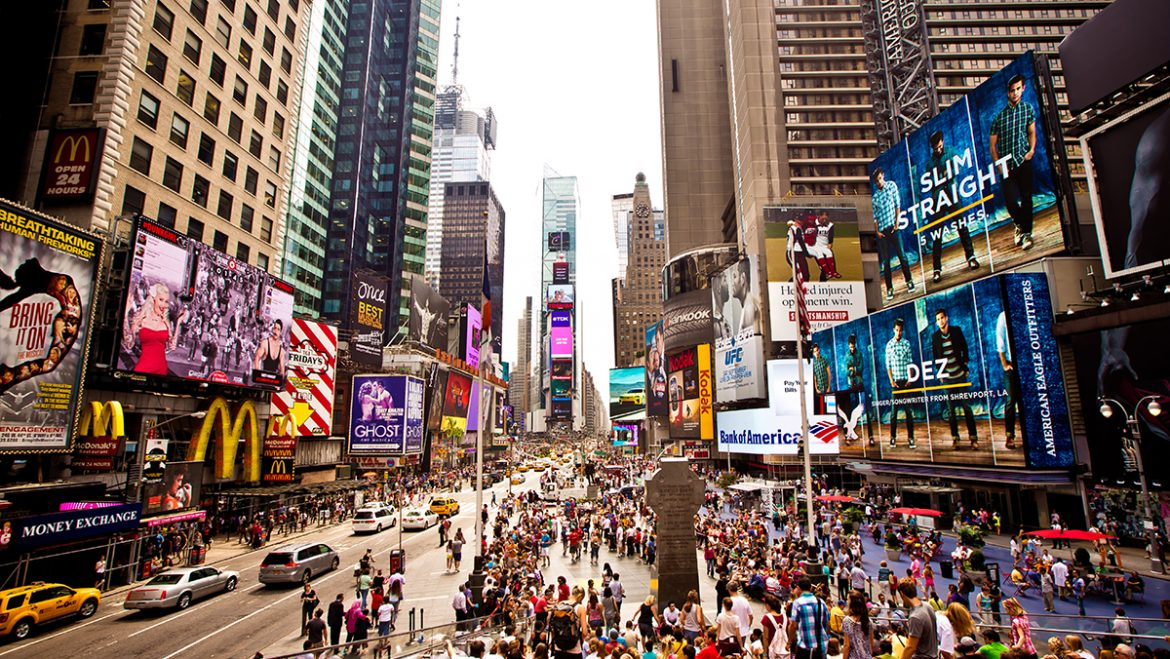 times square, new york, nueva york