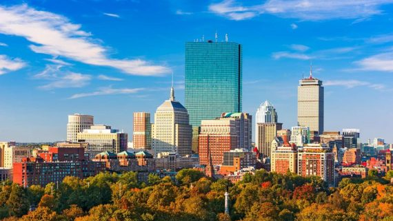 Boston, nuevos destinos, air europa