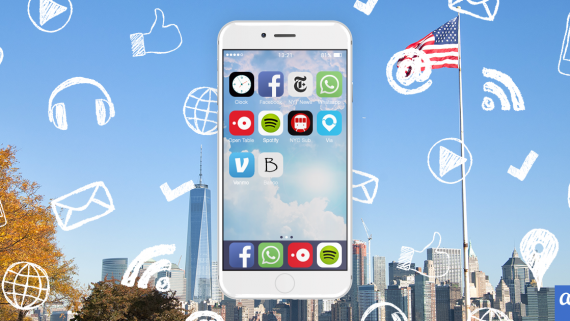 new york, nueva york, apps para viajar, usar apps en nueva york, nyc