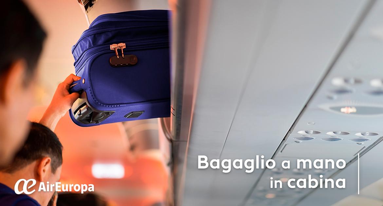 d37b73c2c2 Sono sempre di più i passeggeri che per comodità e per risparmiare tempo,  decidono di viaggiare con il bagaglio a mano. Trolley, valigette 24 ore, ...