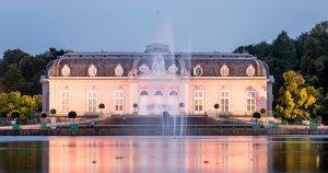 palacio de benrath, Alemania, Düsseldorf, palacio, museos