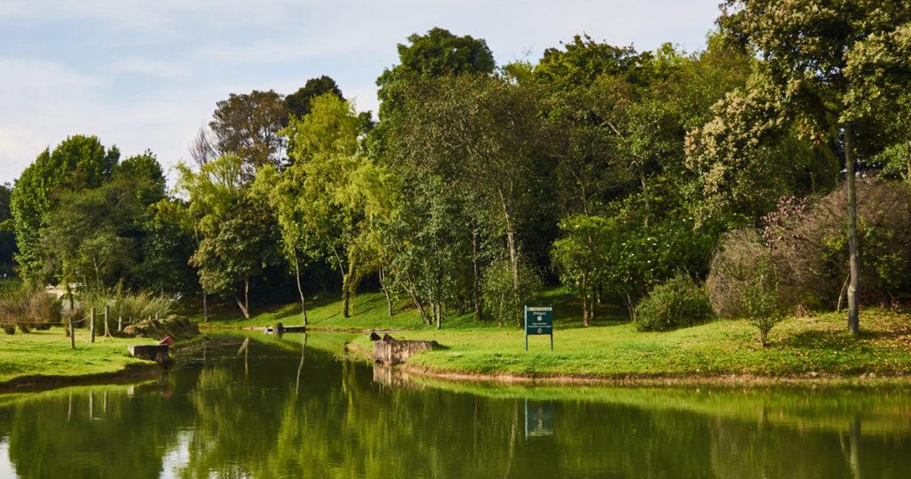 Bogotá, Parque Simón Bolívar, Colombia