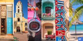 Collage, La Habana, Cuba