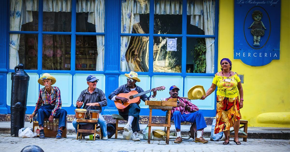 Música en directo, La Habana, Cuba