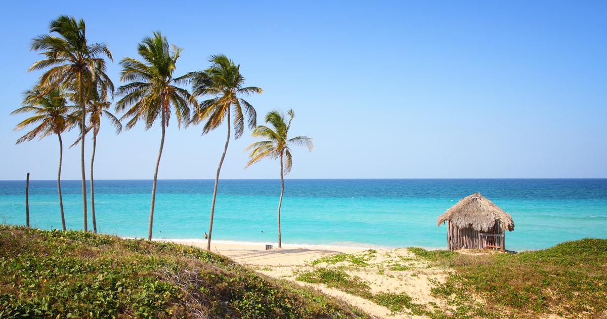 Playa del Este, La Habana, Cuba