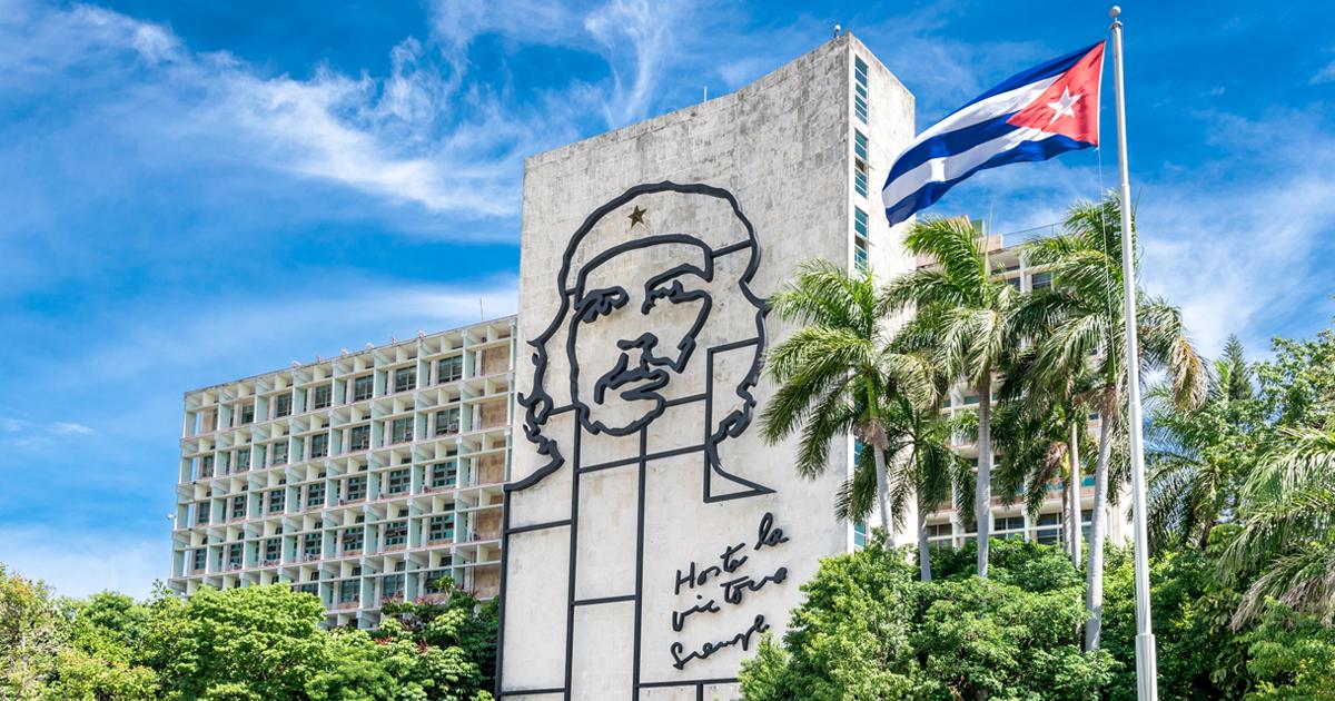 Plaza de la Revolución, La Habana, Cuba