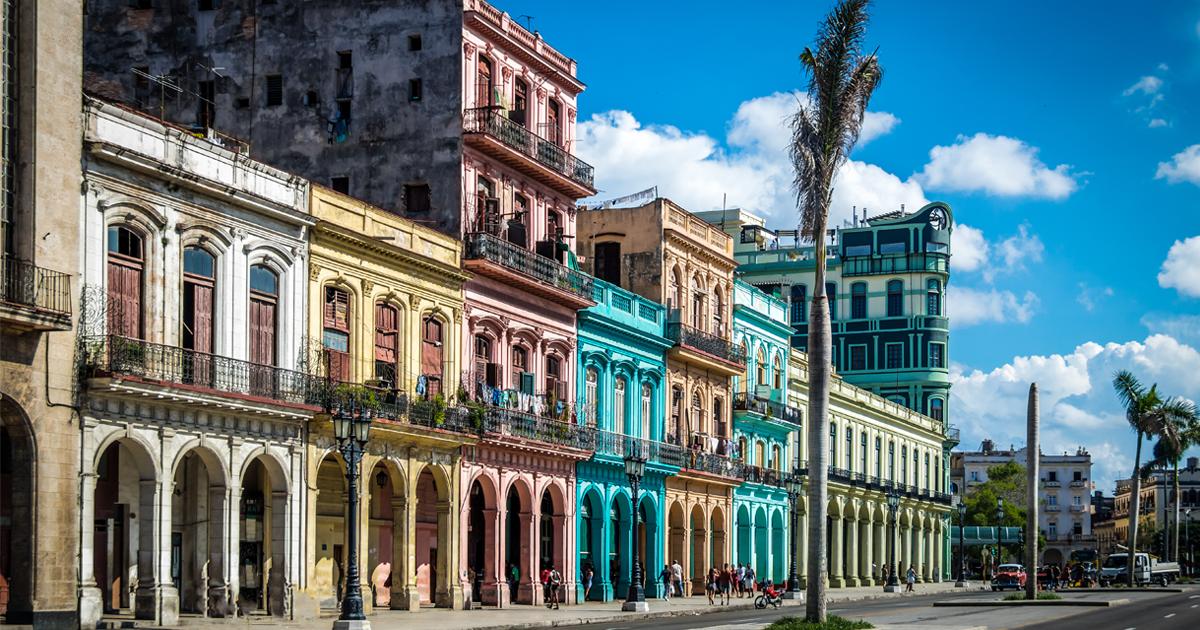 La Habana Vieja, La Habana, Cuba