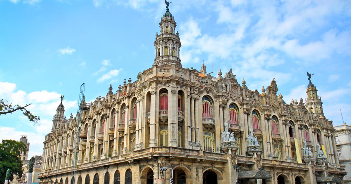 Gran Teatro de La Habana, Cuba