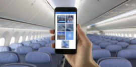 entretenimiento a bordo, streaming a bordo, air europa