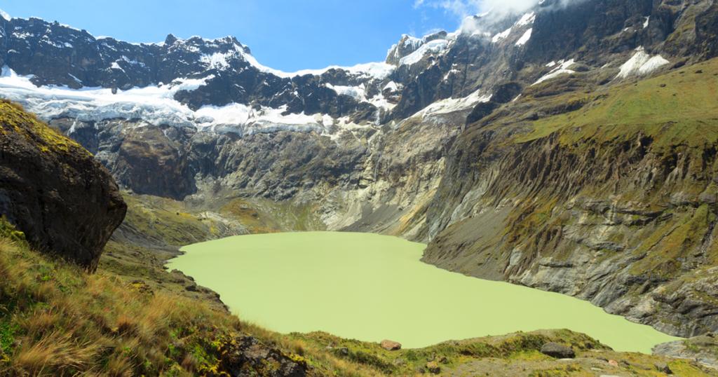 El Altar, Laguna Amarilla, Ecuador, Volcan, Quito, Guayaquil