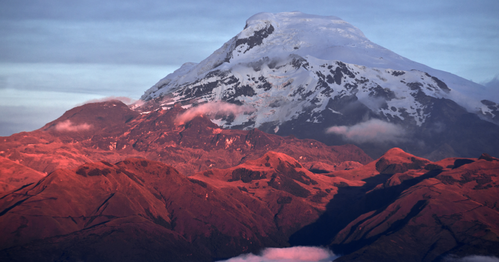 Cayambe, volcan, Ecuador, Quito, Guayaquil,