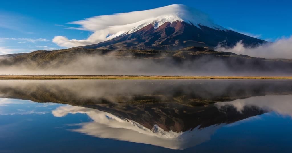 Cotopaxi, Ecuador, volcan, Quito, Guayaquil