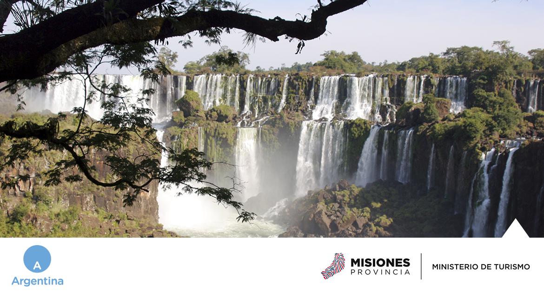 Puerto Iguazú, Parque de Iguazú, Waterfalls, Argentina
