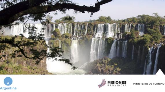 Puerto Iguazú, Parque de Iguazú, Cataratas Iguazú, Argentina