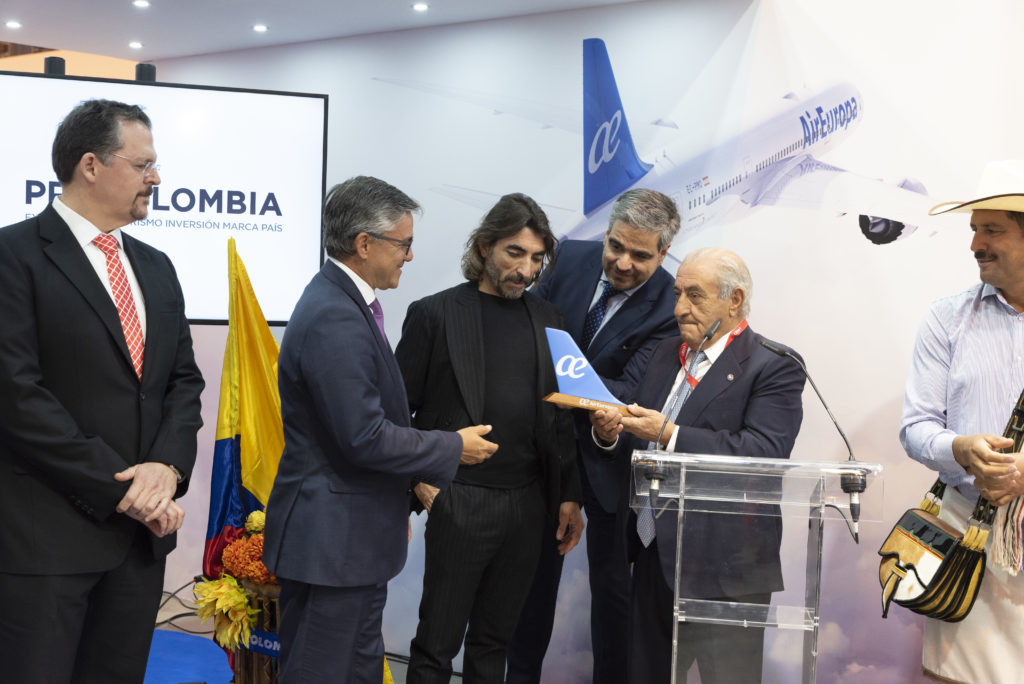 Medellin, Fitur 2019, Colombia, new routes