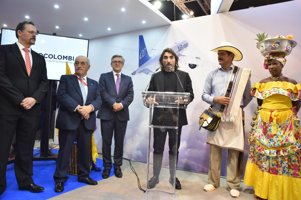Air Europa New Route Medellin Fitur