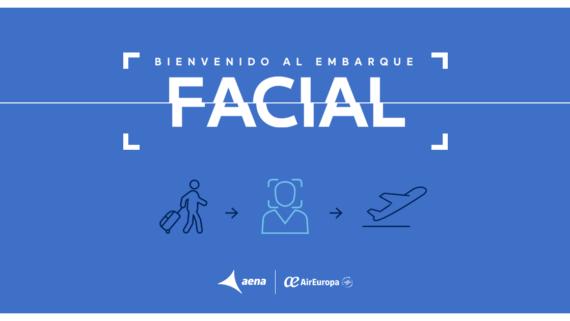 embarque facial, reconocimiento facial, tecnología biométrica