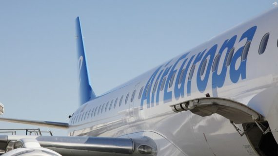 Embraer. E195, Air Europa