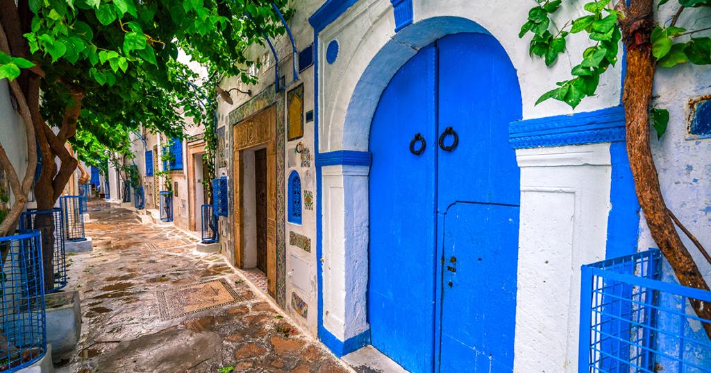 La Medina, túnez