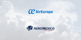 código compartido, aeromexico, air serbia, aeroflot