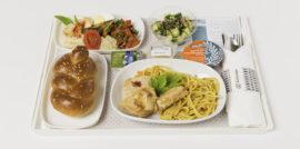 Menú kosher, comidas especiales, vuelos Tel Aviv