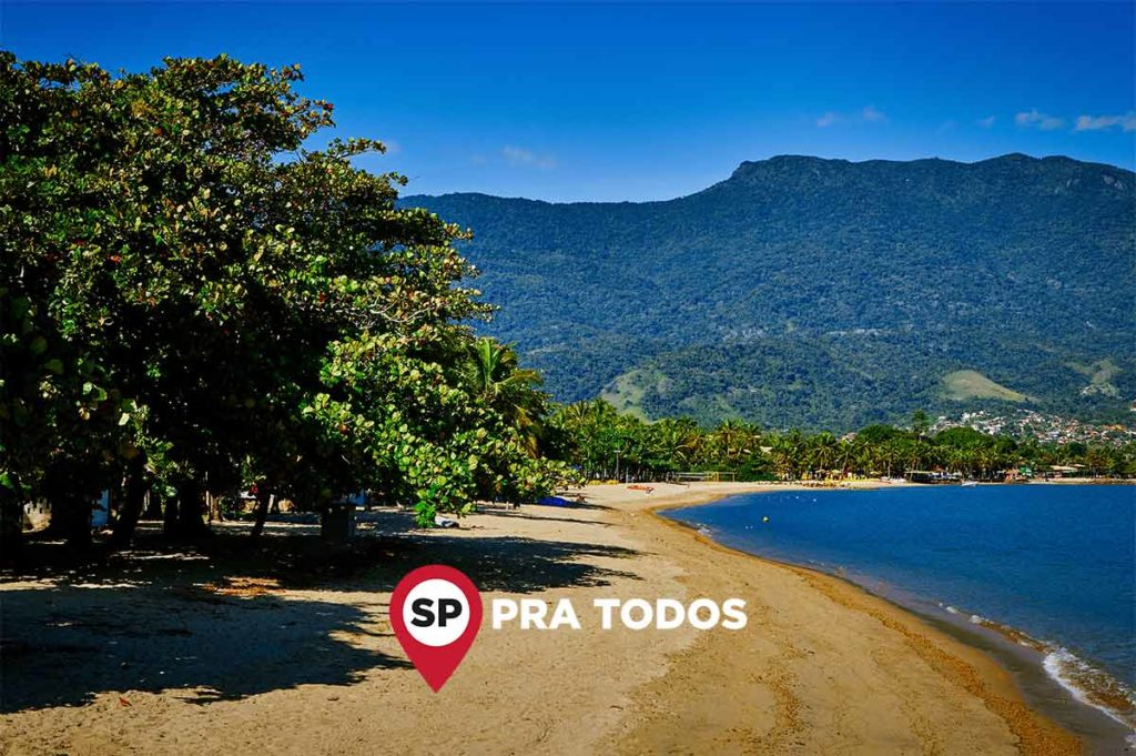 Ilhabela en Sao Paulo (Brasil) es un paraíso natural con playas espectaculares.