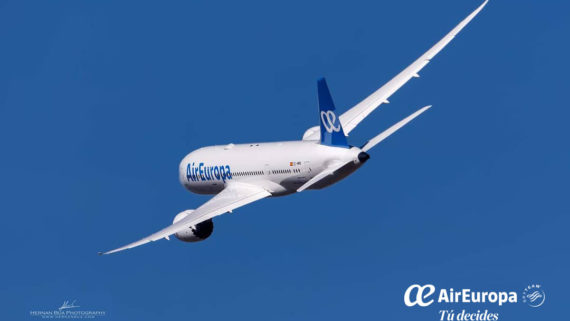 air europa, punctual, airlines