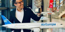 Premio chicote, air europa, obra social