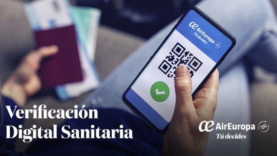 verificación digital sanitaria
