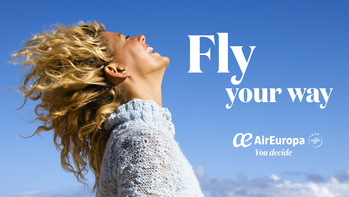Air europa fly your way