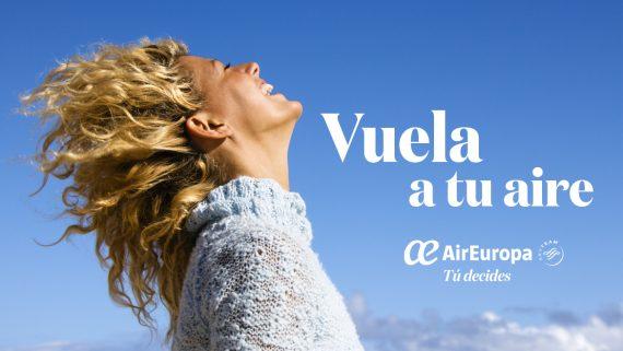 air europa, vuela a tu aire, fly your way. tarifas, precios